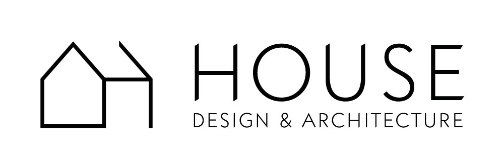Final identity design for architecture design studio HOUSE