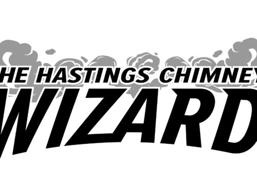 Identity Design – The Hastings Chimney Wizard